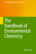 Participation du Leesu au Handbook of Environmental Chemistry